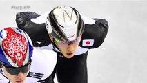 JO-2018: le Japonais Kei Saito premier cas de dopage des Jeux