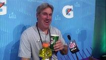 Super bowl - Eagles Best Moments From Super Bowl LII Media Night  NFL