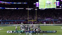 Super bowl - Kickers Don't Start Out Well in Super Bowl LII!  Eagles vs. Patriots  NFL Highlights