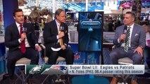 Super bowl - Super Bowl LII Eagles vs. Patriots FULL Preview, Predictions, & Analysis  NFL Playbook