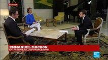 Entretien avec Emmanuel Macron - Quelles actions sont prévues contre les réseaux de passeurs ?