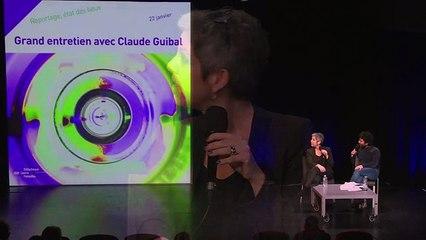 Grand entretien avec Claude Guibal