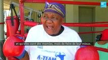 Afrique du Sud : ces grands-mères sud-africaines qui matent la vieillesse à coups de poings