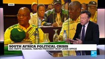 Chief foreign editor Robert Parsons discusses Zuma''s choices