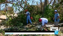Floride: un quart des logements détruits dans les Keys après le passage d'Irma