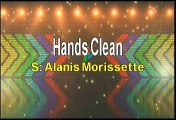 Alanis Morissette Hands Clean Karaoke Version