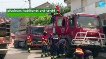 Incendies au Portugal : des habitants refusent de quitter leurs habitations