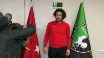 Denizlispor'da Akın Çorap Giresunspor maçı hazırlıkları - DENİZLİ