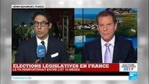 Législatives : le FN remporterait entre 3 et 10 sièges
