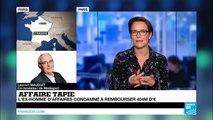 Affaire Crédit Lyonnais : Bernard Tapie condamné définitivement à rembourser 404 millions d'euros