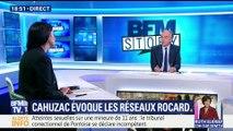 En appel, Jérôme Cahuzac maintient la thèse du financement politique au profit de Michel Rocard