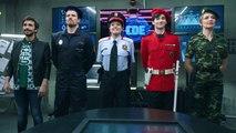 Cuerpo de élite - Conoce a los personajes de la comedia de Antena 3