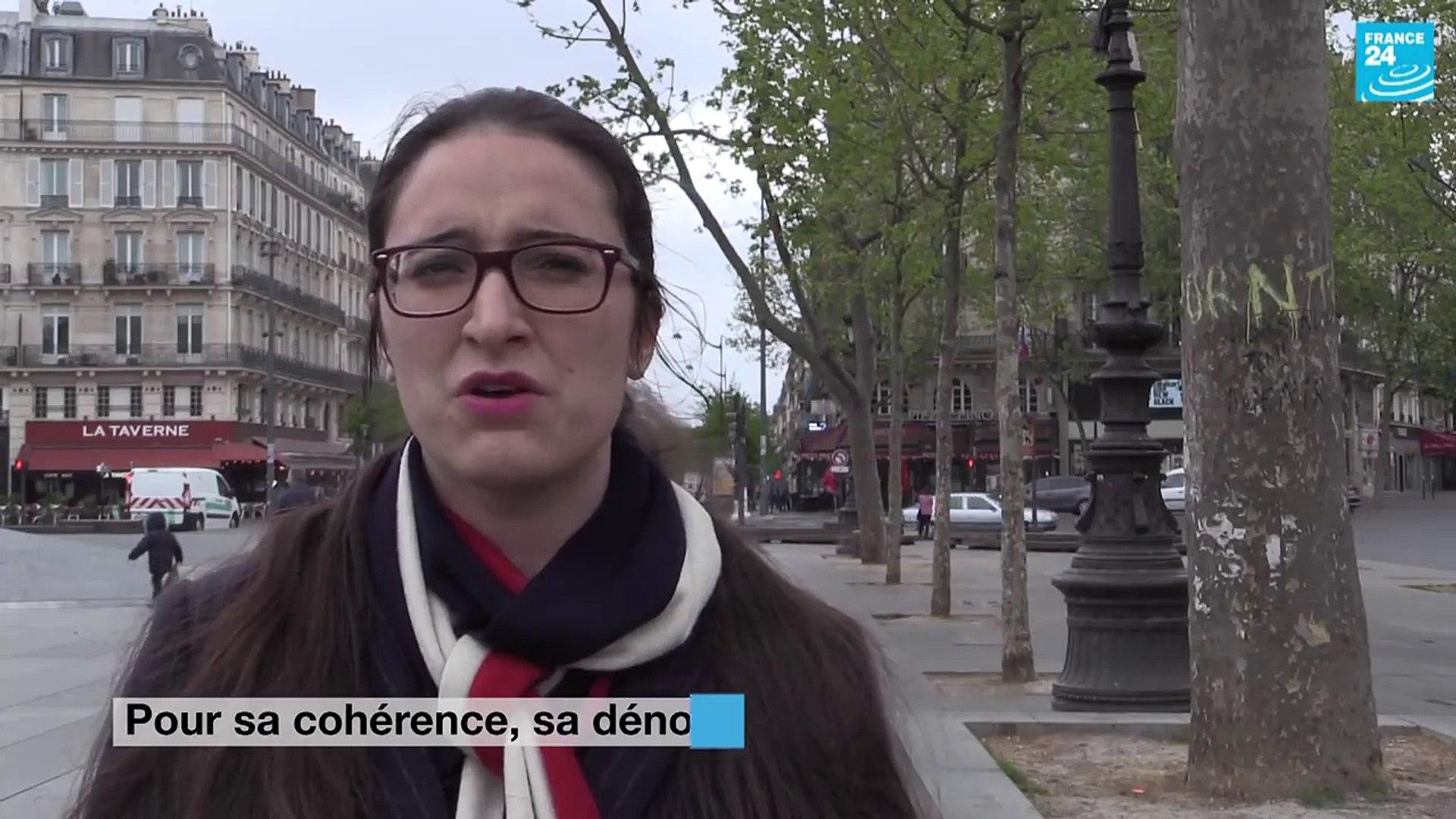 Présidentielle 2017 - 60 secondes avec un militant : Manon, 24 ans, soutien de Marine Le Pen