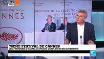 Cannes 2017 : Haneke, Ozon, Hazanavicius et Sofia Coppola en lice pour la Palme