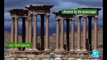 Guerre en SYRIE - Palmyre, libérée mais très endommagée par les jihadistes de l'EI