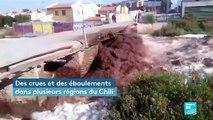 Chili : intempéries mortelles