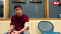 'Time-traveller' claiming to be from 2030 PASSES a lie detector test