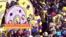 Brésil : à Rio, le carnaval gagne les rues