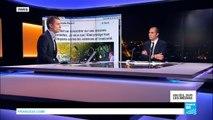 Les violences en banlieues s'invitent dans la présidentielle française
