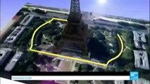 Paris : la tour Eiffel sera bientôt protégée par un mur de verre pare-balles
