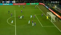 Résumé Basel  Manchester City but Ilkay Gundogan (0-1)