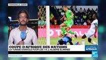 CAN-2017 : l'Algérie éliminée dès le premier tour, le Sénégal en quarts de finale