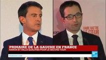 Primaire de la gauche - Découvrez les résultats du 1er tour : Benoit Hamon 1er, Manuel Valls 2e