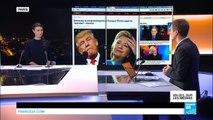 Donald Trump en guerre contre Buzzfeed et CNN