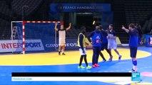 FRANCE - BRÉSIL : Coup d'envoi du Mondial 2017 de Handball organisé en France