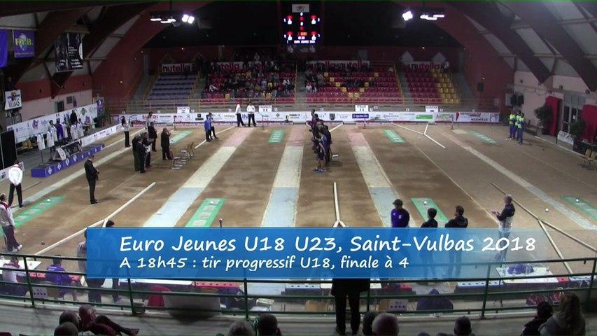 Finale tir progressif U18, Euro Jeunes, Saint-Vulbas 2018 - 13 février 2018 - 08-53-52