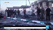 Irak : le bilan de l'attentat de l'Etat islamique contre des pèlerins chiites s'alourdit