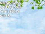 Chargeur  Batterie ENEL12 pour Nikon CoolPix AW100  AW110  P300  P310  P330  S31