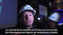 """""""Symphony of the Seas"""": visite du paquebot géant bientôt livré"""