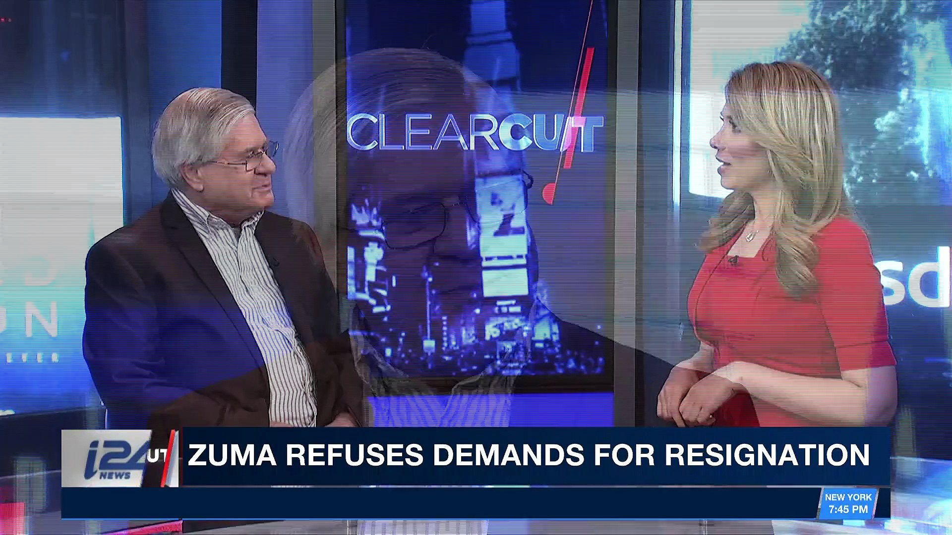 CLEARCUT   Political crisis in South Africa   Tuesday, February 13th 2018