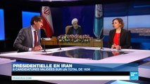 Élection présidentielle iranienne : la candidature d'Ahmadinejad rejetée