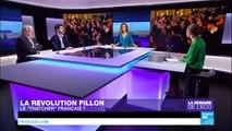 """François Fillon est-il le """"Thatcher français"""" ?"""