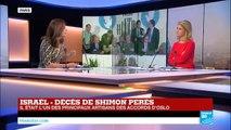 """Mort de Shimon Peres - PORTRAIT : """"Peres, de l'homme honni à l'homme adulé"""""""