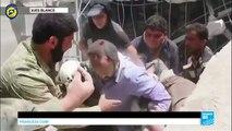 Syrie : qui sont les Casques Blancs, ces secouristes au rôle vital au milieu des décombres ?