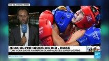Rio 2016 : revivez les meilleurs moments des Jeux Olympiques de Rio