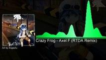 Crazy Frog - Axel F (RTDA Remix)