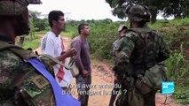 EXCLUSIF - Colombie, à balles réelles : un documentaire inédit de Roméo Langlois