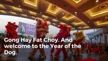 Chinese New Year: Las Vegas celebrates the Year of the Dog