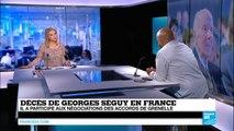 Qui était Georges Séguy, Le grand leader de CGT de 1968 décédé le 14 août ?