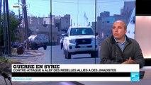"""Guerre en Syrie : """"À Alep, des hôpitaux sont bombardés de façon délibérée"""""""