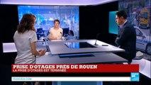 """Tuerie dans l'église de Saint-Etienne-du-Rouvray : """"Le parquet antiterroriste saisi"""""""