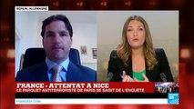 Yann St Pierre analyse à chaud l'attentat de Nice : modus operandi et utilité des armes factices