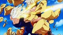 SS2 Goku vs Majin Vegeta Full Fight