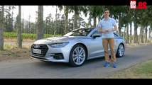 Vídeo: Audi A7 Sportback 2018
