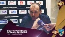 Coupe de France vs Châlons-Reims - Réaction aprés match