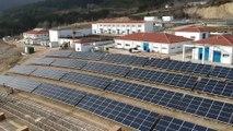 'Tabiatın kalbi' Bolu'da güneş enerjisinden içme suyu